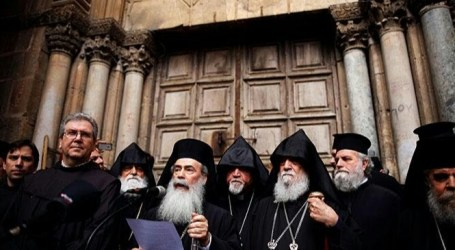 Church Leaders in Jerusalem Protest Israeli Court