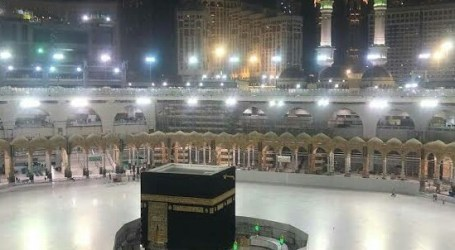 Makkah Ready to Run Hajj 2020