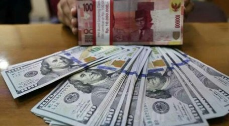 Indonesian Rupiah Strengthen to 72 Points at the Close of Trading