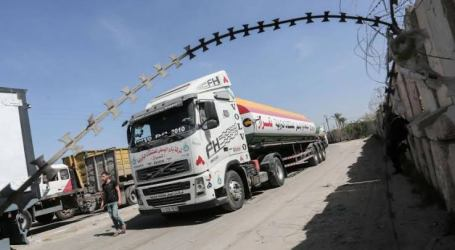 The Only Commercial Crossing with Gaza Closed by Israeli Occupation
