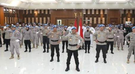 Indonesia Dispatch 280 Peacekeeping Personnel to Sudan and Central Africa