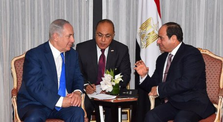 Egypt's al-Sisi Welcomes Bahrain, Israel Normalization