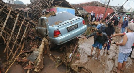 Sukabumi Declares Emergency Response after Flash Flood