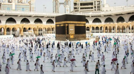 Saudi Issues 108,041 Umrah Permits