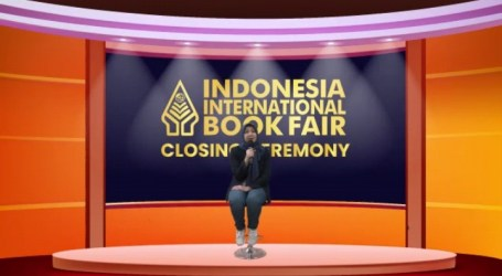 Indonesia International Book Fair 2020 Officially Closed