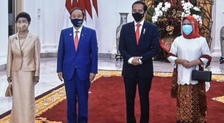 Joko Widodo-Suga Discuss Handling Pandemic and South China Sea