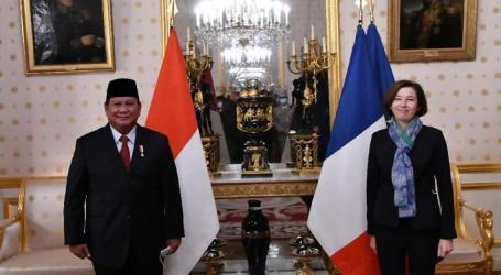 Prabowo-Parly Discuss Indonesian Defense Industry