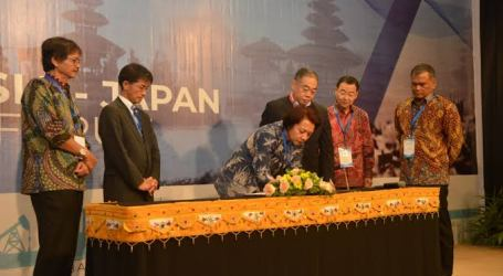 Jakarta Government, Bank Indonesia Holds Indonesia-Japan Economic Forum