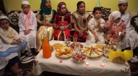 Celebration of Prophet's Birthday in Morocco Appears in New Clothes