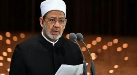 Al-Azhar Grand Imam to Bring Perpetrator of Prophet's Insult to International Court