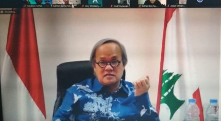 Like Indonesia, Ambassador Hajriyanto: Lebanon Has High Level of Tolerance