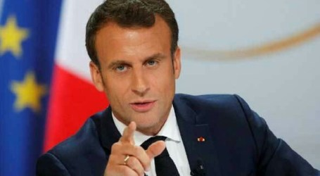 Macron Issues Republican Values ​​Charter for Muslim Leaders