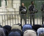 Israeli Police Bans Palestinians for Praying at Al-Aqsa Mosque