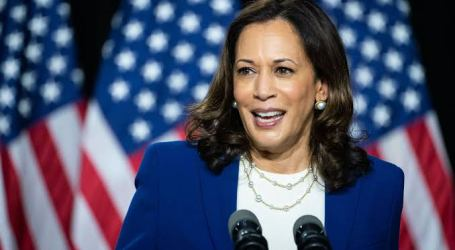 Kamala Haris Promises to Support Palestina