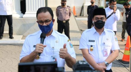 Jakarta Extends PSBB Transition Period to 21 December