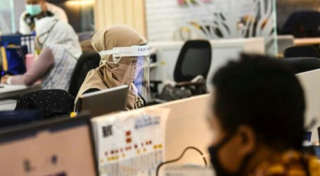 During Christmas Holiday, Jakarta Implements 50% Capacity of WFO
