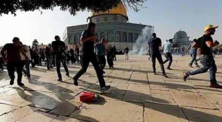 Israeli Occupation Commits 23 Violations Against Al-Aqsa Mosque on November
