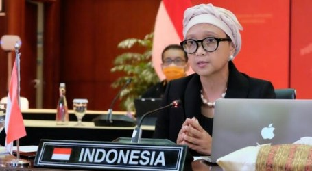 Minister Retno Chosen as Co-Chair of COVAX-AMC EG