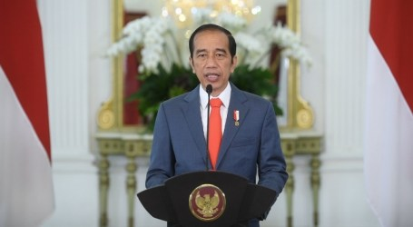Indonesian President Calls for Global Steps to Address the Impact of Climate Change