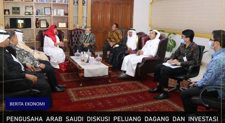 Princess of Kingdom of Saudi Interested to Invest in Indonesia