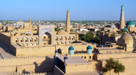 The City of Khiva Uzbekistan to Host the UNESCO World Cultural Forum