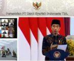 President Jokowi Inaugurates Indonesia Sharia Bank