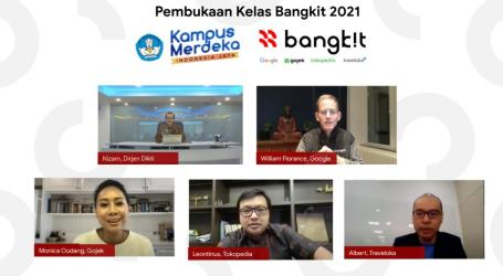 "Indonesian Education Ministry Launch ""Bangkit"" Program for College Student"