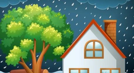 Floods Hit some Areas Jakarta