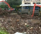 As 338 Cubic of Flood Waste in Jakarta Successfully Cleaned