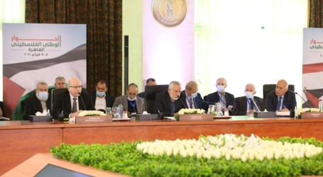 Palestinian Factions Conclude Cairo Meeting with Agreement on Holding Elctions as Schedule