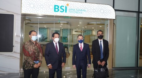 Bank Syariah Indonesia-Dubai Islamic Bank Explores Global Sukuk Cooperation