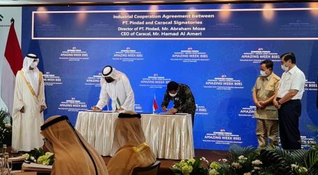 Indonesia-UAE Agree on Defense Industry Cooperation