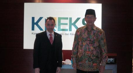 Dubai Islamic Bank Supports KNEKS Increase Exports of Indonesian Halal Products