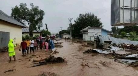 Lembata Residents Still Displaced Due to Floods and Landslides
