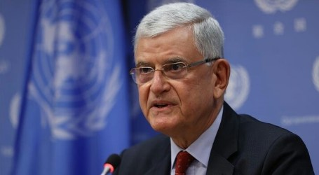 No Coup in Any Country to Get Support from UN: Volkan Bozkir