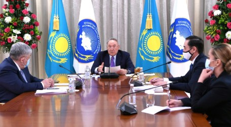 "30 Years of Unity, Peace, and Harmony"": Kazakhstan Holds the 29th Session of Kazakhstan's Assembly of People"