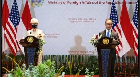 The US Deputy Secretary of State Visits to Jakarta