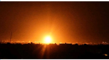 Hamas: Israeli Airstrikes on Gaza Is Only Show to Restore Israeli Leaders Morale