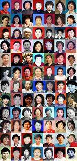 黑龙江省部份被迫害致死的法轮功学员