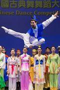 青年男子组金奖薛心坛。他表演的剧目是《逍遥游》。