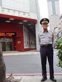 '资深警官吴世泽'