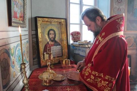 Liturgy St. Demetrius