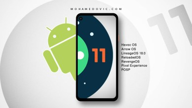 Download Android 11.0 ROMs