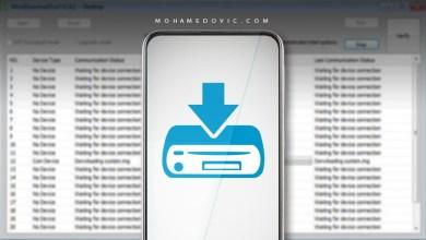Download MSM Download Tool latset version