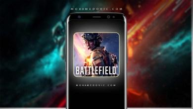 Get battlefield mobile apk + obb