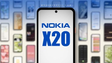 Android 12 beta for Nokia X20