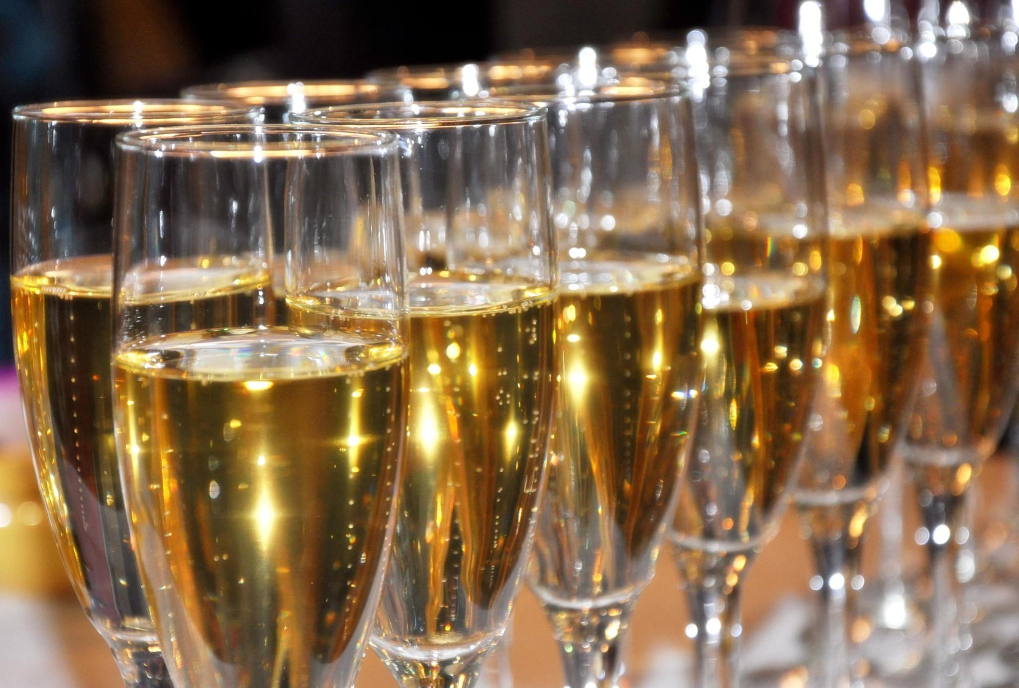 MonsieurMadame cocktail Champagne