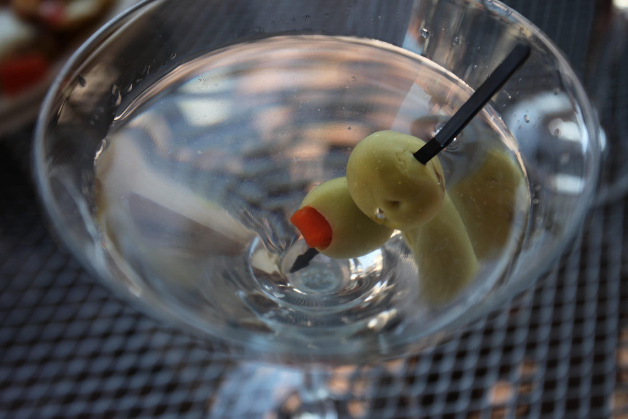 MonsieurMadame cocktail Martini