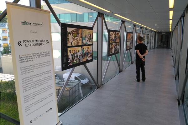 Partenariat entreprise-expo