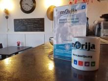 """The """"Solidarity Meals"""" moneybox"""